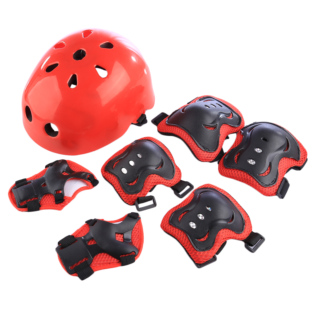 Ryan/'s World Awesome Helmet /& Protective Knee /& Elbow Pads Pad Gear Set NEW