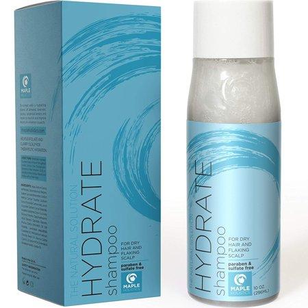 Moisturizing Shampoo for Dry Damaged Hair - Natural Hair