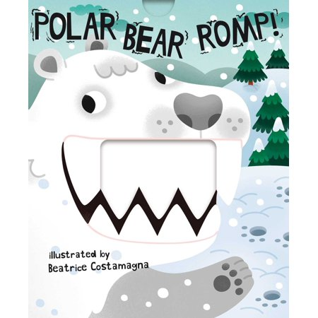 Polar Bear Wood - Polar Bear Romp (Board Book)
