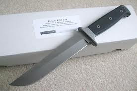 Entrek USA Force Recon Survival Knife by