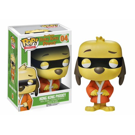 Hanna-Barbera Funko POP! Movies Hong Kong Phooey Vinyl Figure