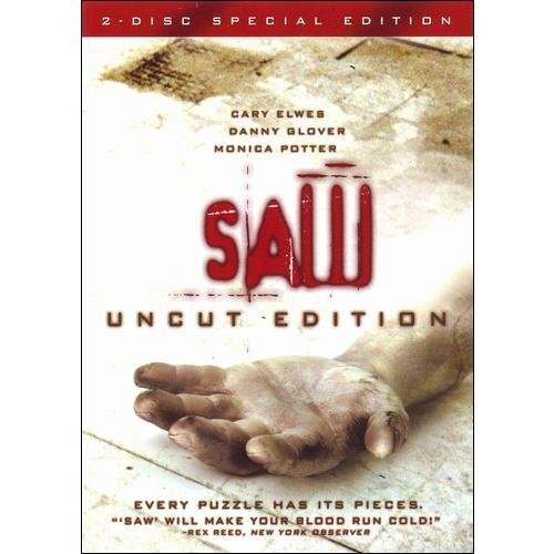 Saw (Uncut Edition) (Widescreen)