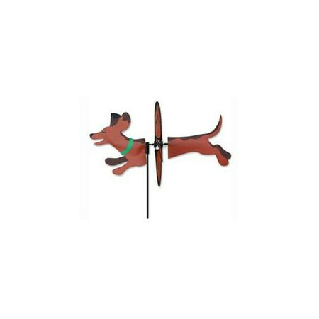 Premier designs pd25064 dachshund petite spinner for Garden spinners by premier designs