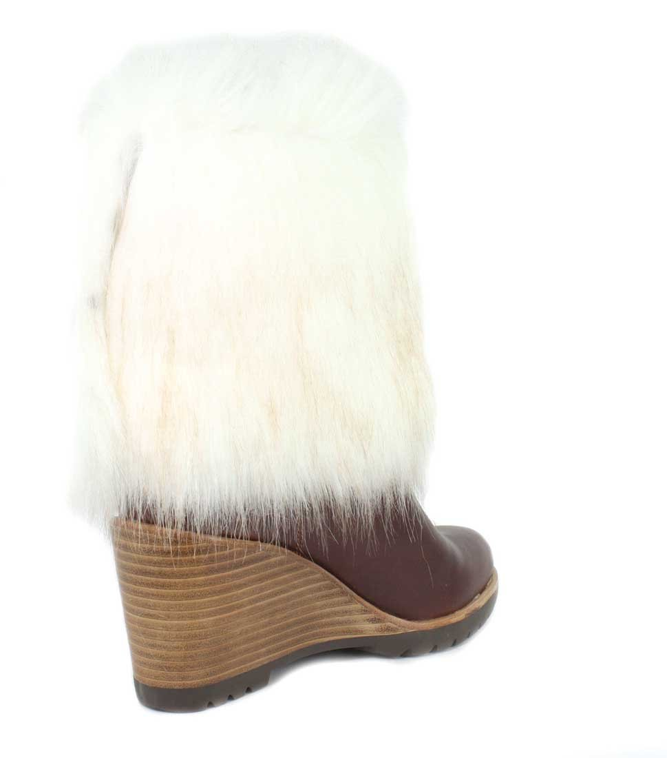 Parkcity Faux Fur Leather Boots Economical, stylish, and eye-catching shoes