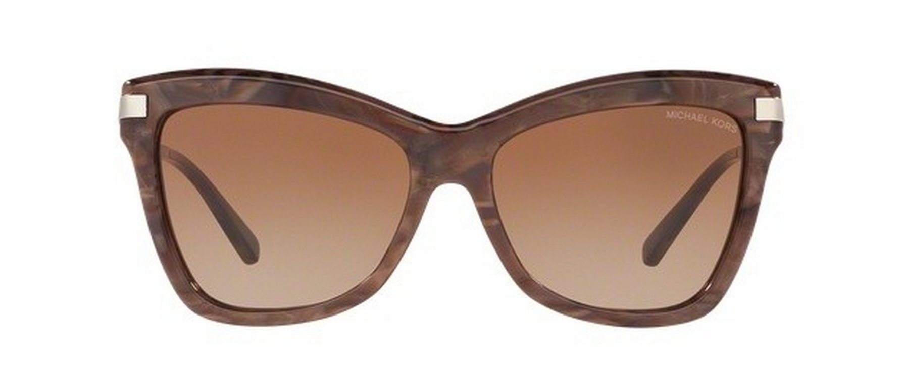 Michael Kors - MICHAEL KORS Sunglasses MK2027 317111 Black 56MM -  Walmart.com 69351d04fb