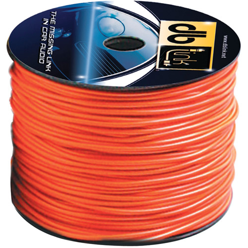 db Link RW18BK500Z Primary Wire, 500', Black