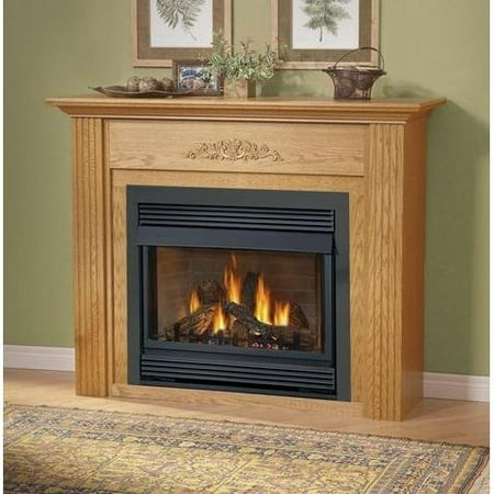 Napoleon Gvf36 2n 30 000 Btu Vent Free Natural Gas Fireplace With