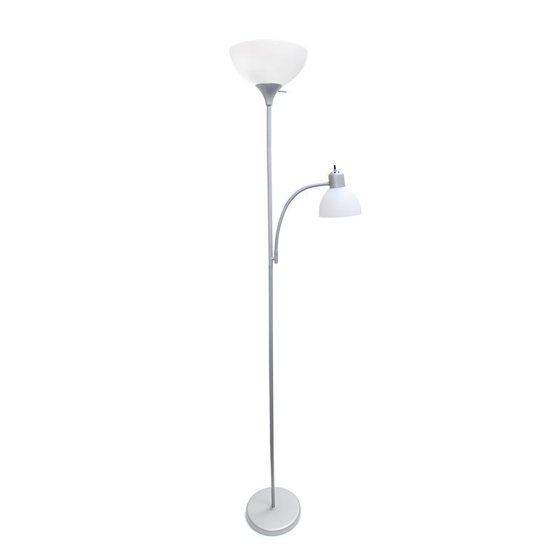 sports shoes 55272 f6c77 Floor Lamp with Reading Light