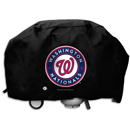 MLB Rico Industries Deluxe Grill Cover, Washington Nationals by