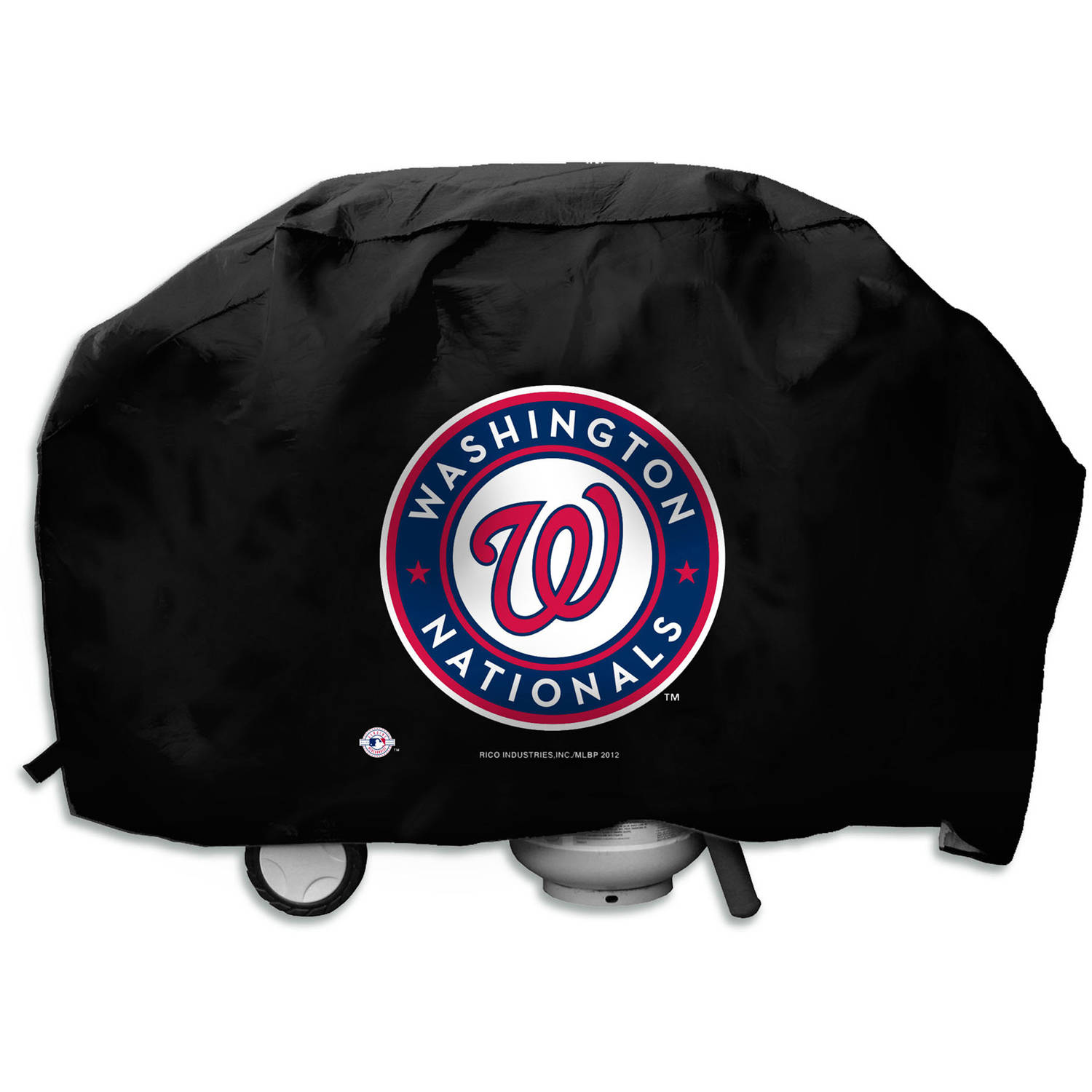MLB Rico Industries Deluxe Grill Cover, Washington Nationals