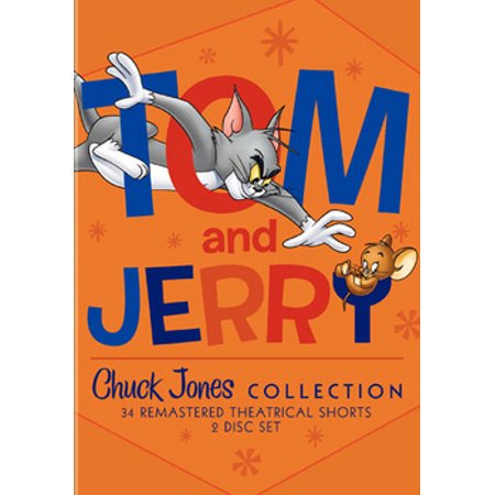 Tom & Jerry: Chuck Jones Collection (DVD)](Tom And Jerry Halloween Cartoons)