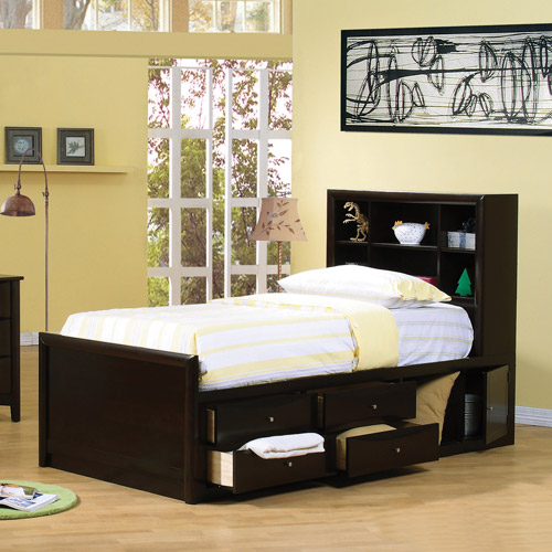 Coaster Phoenix Youth Full Chest Bed (Box 1 of 3)