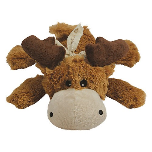 KONG Cozie Marvin Moose Dog Toy, Small