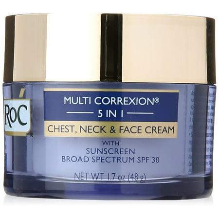 12 PACKS-  multi Correxion 5 en 1 poitrine le cou et Crème Visage 1.7 Ounce