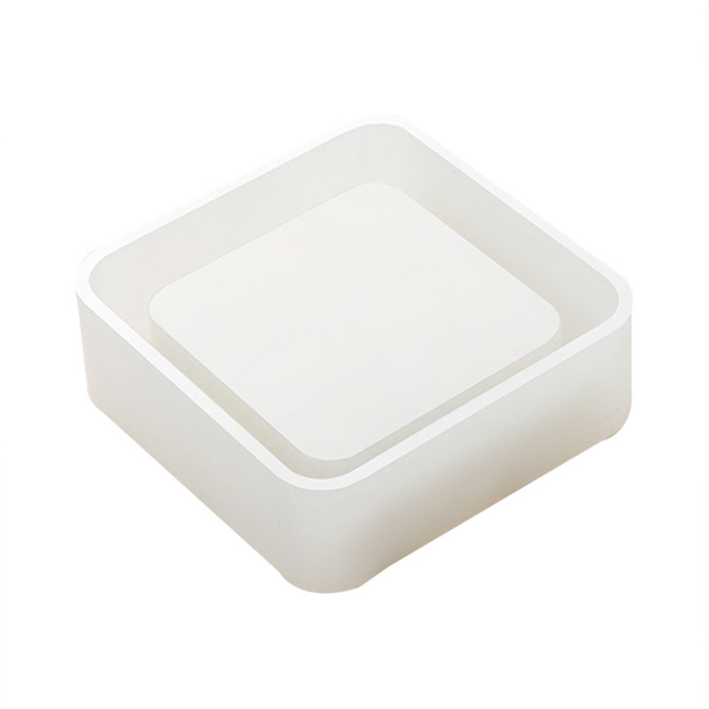 Silicone Ashtray Mold Resin Jewellery Making Mould Casting Epoxy DIY Craft Tool