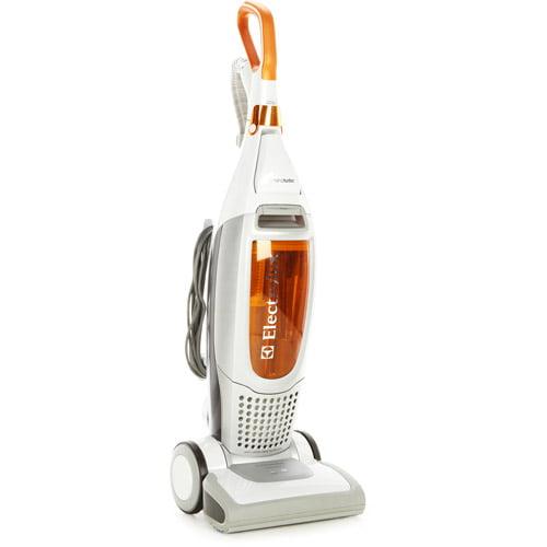 Electrolux Versatility Cyclonic Bagless Upright Vacuum with HEPA Filter, Tangerine, EL8502F