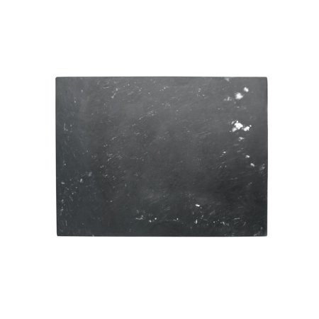 Marble Pastry Board Black