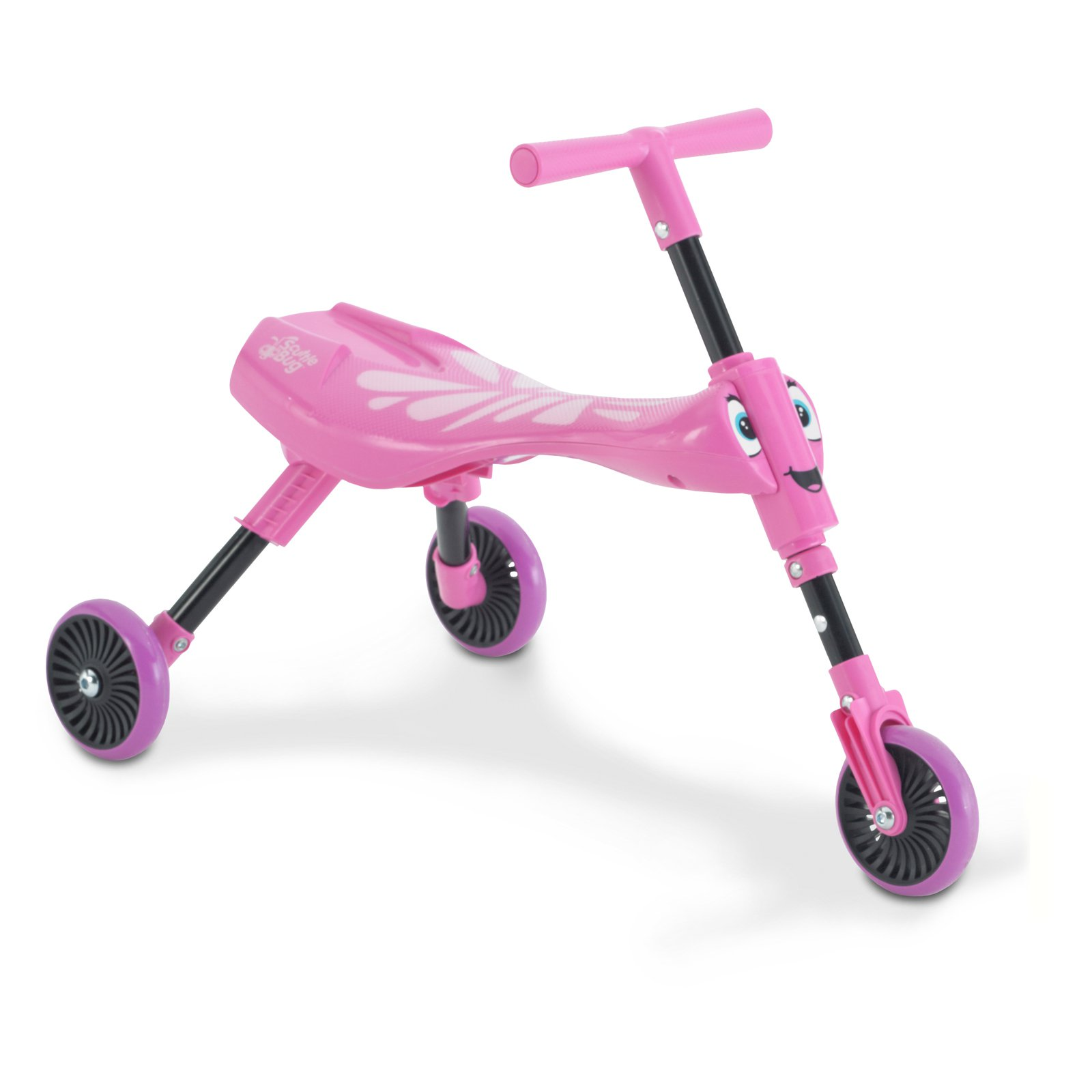 Mookie ScuttleBug Bumble 3-Wheel Foldable Ride-On