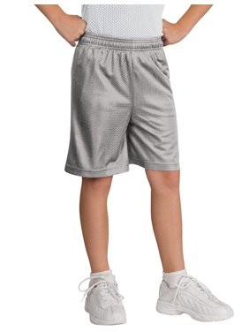 Kids' Basketball Mesh Shorts Casual Activewear