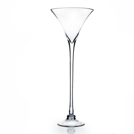 Giant Martini Glass Vases Home Garden Compare Prices At Nextag
