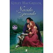 Nacido en pecado (Los MacAllister 3) - eBook