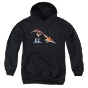 ET the Extra Terrestrial Poster Big Boys Pullover Hoodie