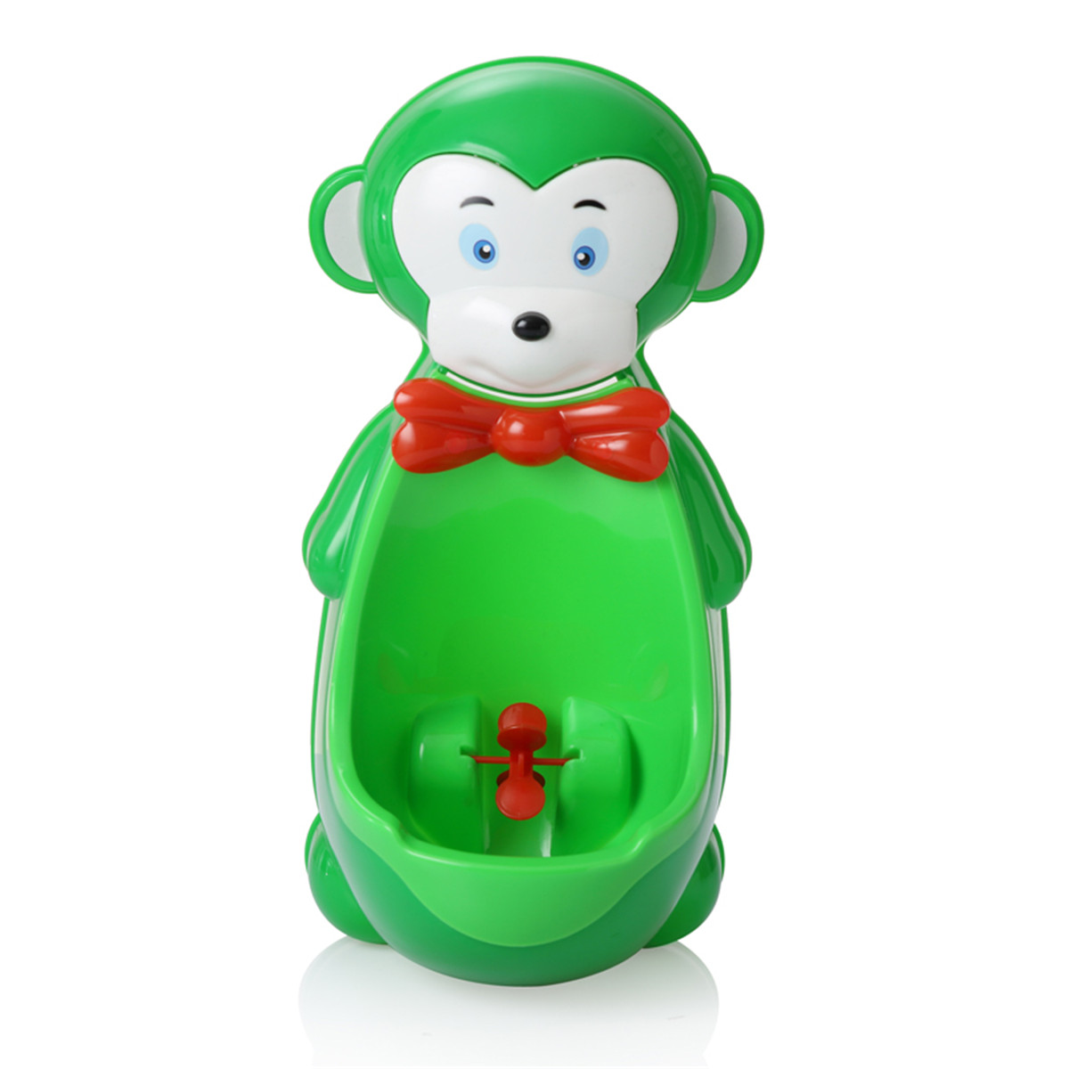 Lovely Monkey Boy Bathroom Hanging Pee Trainer Training Potty Toilet For Toddler Kids Children With Funny Aiming Target