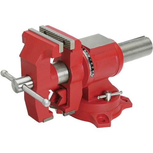 "Grizzly G7062 Multipurpose 5"" Bench Vise by"