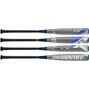 "DeMarini CF7 Youth Big Barrel (2-5 8"") -10 Baseball Bat by Wilson Sporting Goods"