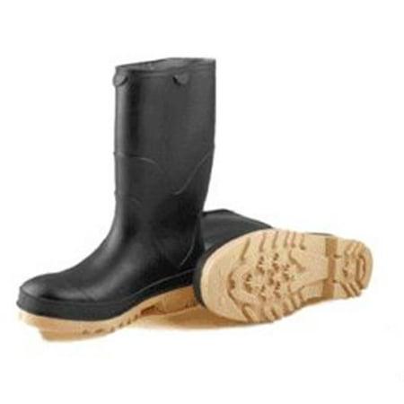 Tingley Rubber Stormtracks Youth Pvc Boot Black 1 - 11714 Stormtracks Child Pvc Boot