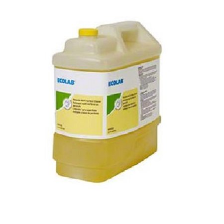Ecolab Surface Disinfectant Cleaner  Peroxide Based Liquid Concentrate 2 gal. Fresh Scent - 1