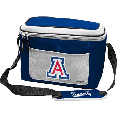 "Coleman 11"" x 7"" x 9"" 12-Can Cooler, Arizona Wildcats"