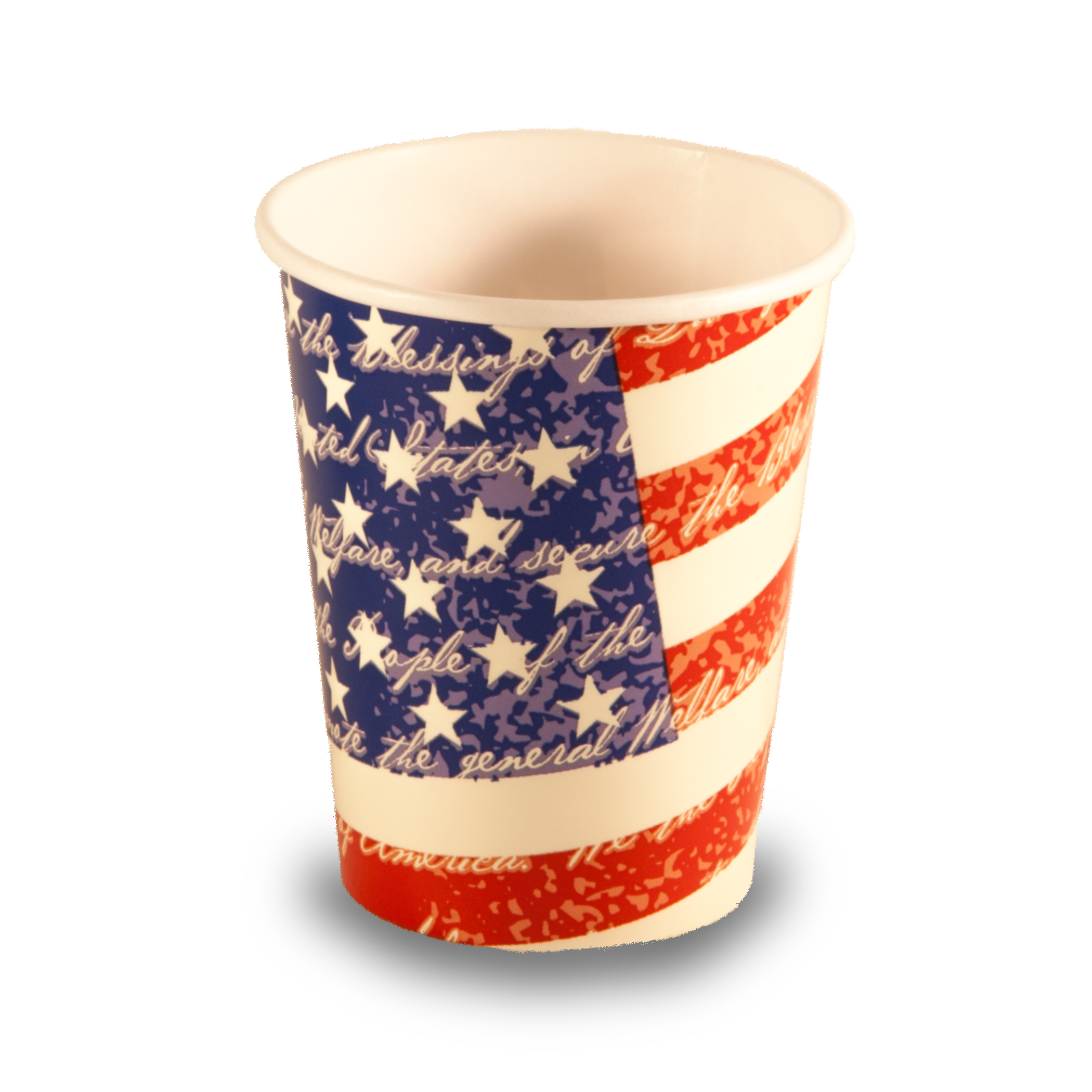 Tried and True 4th of July Patriotic Paper Cups