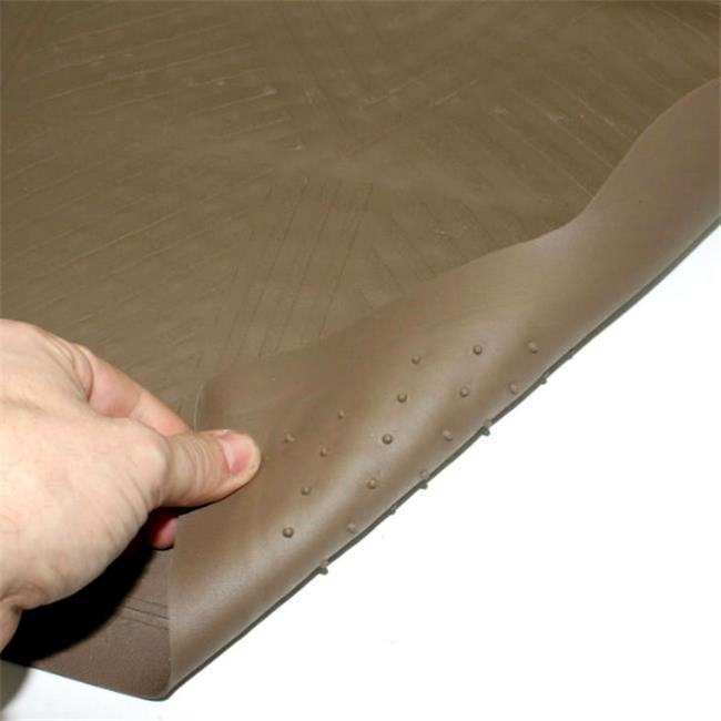 C Accessories Mats 4 Pieces Tan Rubber Interior Floor Mat Set