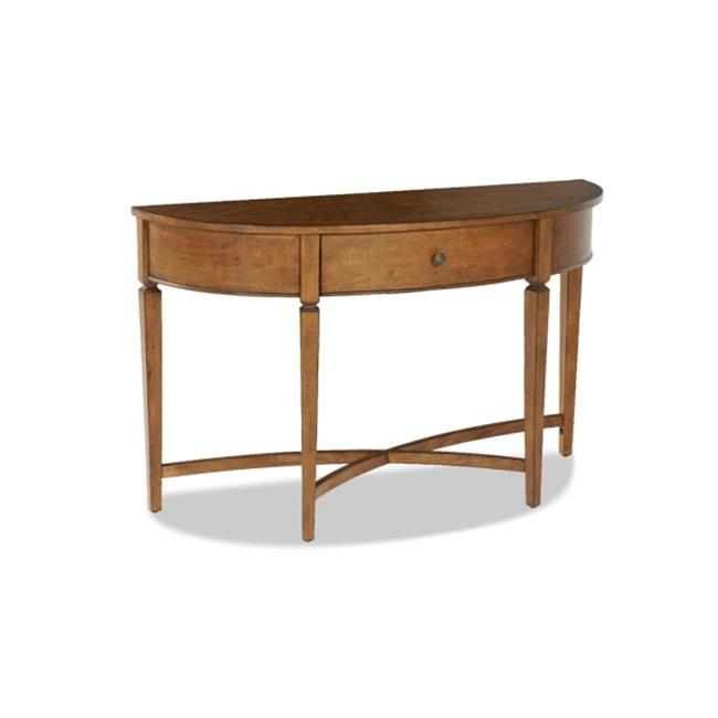 Klaussne Furniture 012013370759 30 x 17 x 48 in. Wentworth Sofa Table by Klaussne Furniture