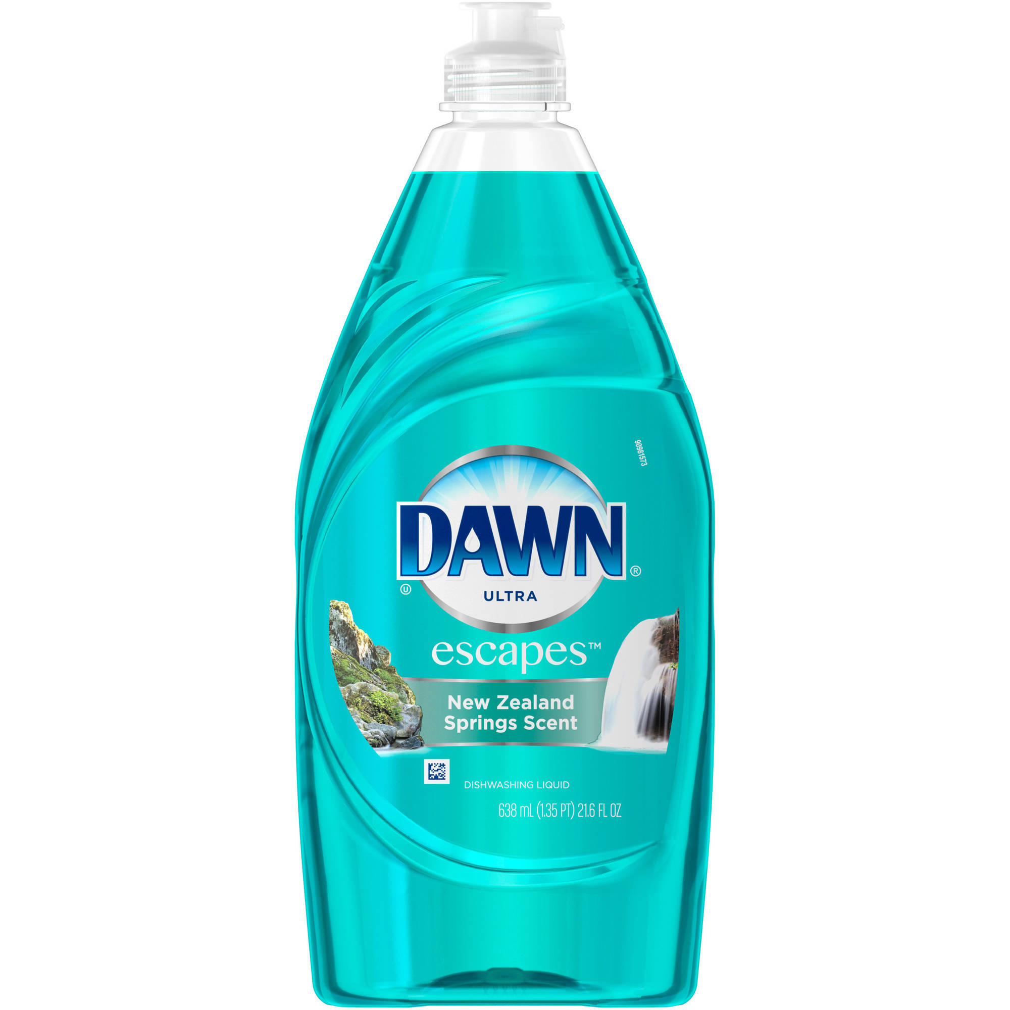 Dawn Ultra Dishwashing Liquid New Zealand Spring Scent (choose your size)