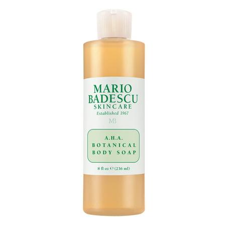 Mario Badescu A.H.A. Botanical Body Soap, 8 Fl (E45 Bath)