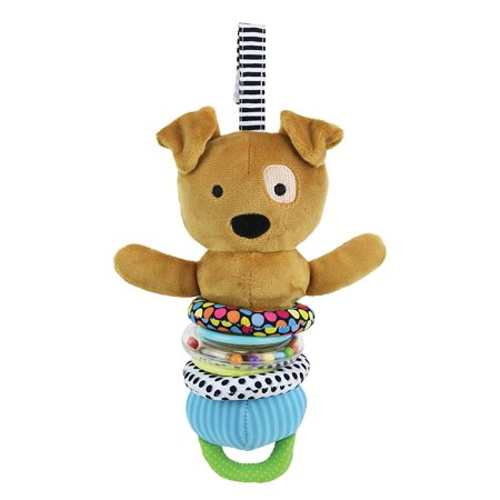 9a4bdb96110a Kids Preferred - 49739   Amazing Baby: Toy Puppy Jiggler - image 1 of 1 ...