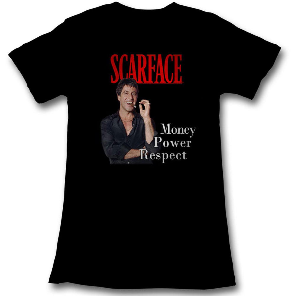 Scarface  Mpr Girls Jr Black