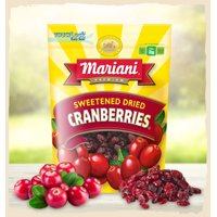 Mariani Premium Dried Cranberries, Sweetened, 30 oz