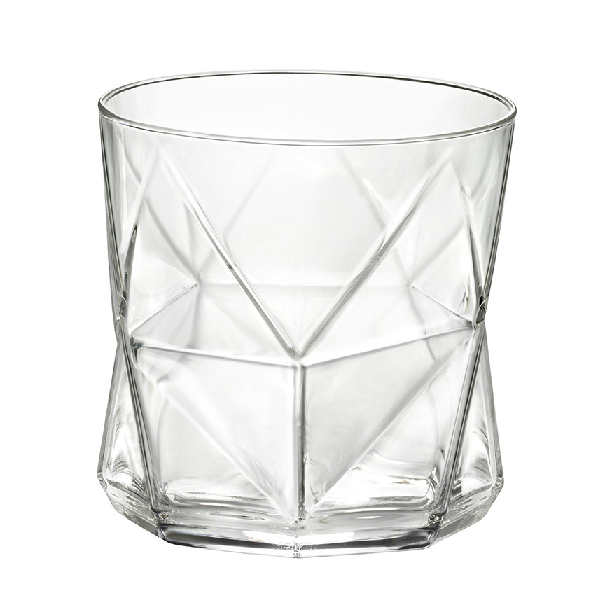 Cassiopea DOF - Clear Set Of 4 - 13.75 oz