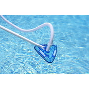 Poolmaster Classic Collection Clear-View Triangle Vinyl Liner Swimming Pool Vacuum