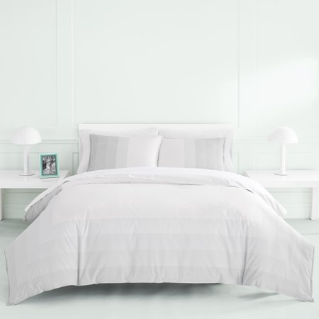 Jonathan Adler Vally Grey Duvet Cover Set, Full/Queen Grey Duvet Set