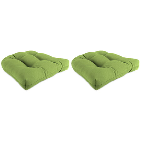 Wicker Chair Cushion - Set of Two, 18