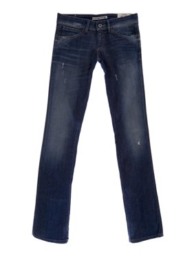 eac32fcb5a Product Image FORNARINA Women s Never Stonewashed Jeans Sz 25 Electric Blue