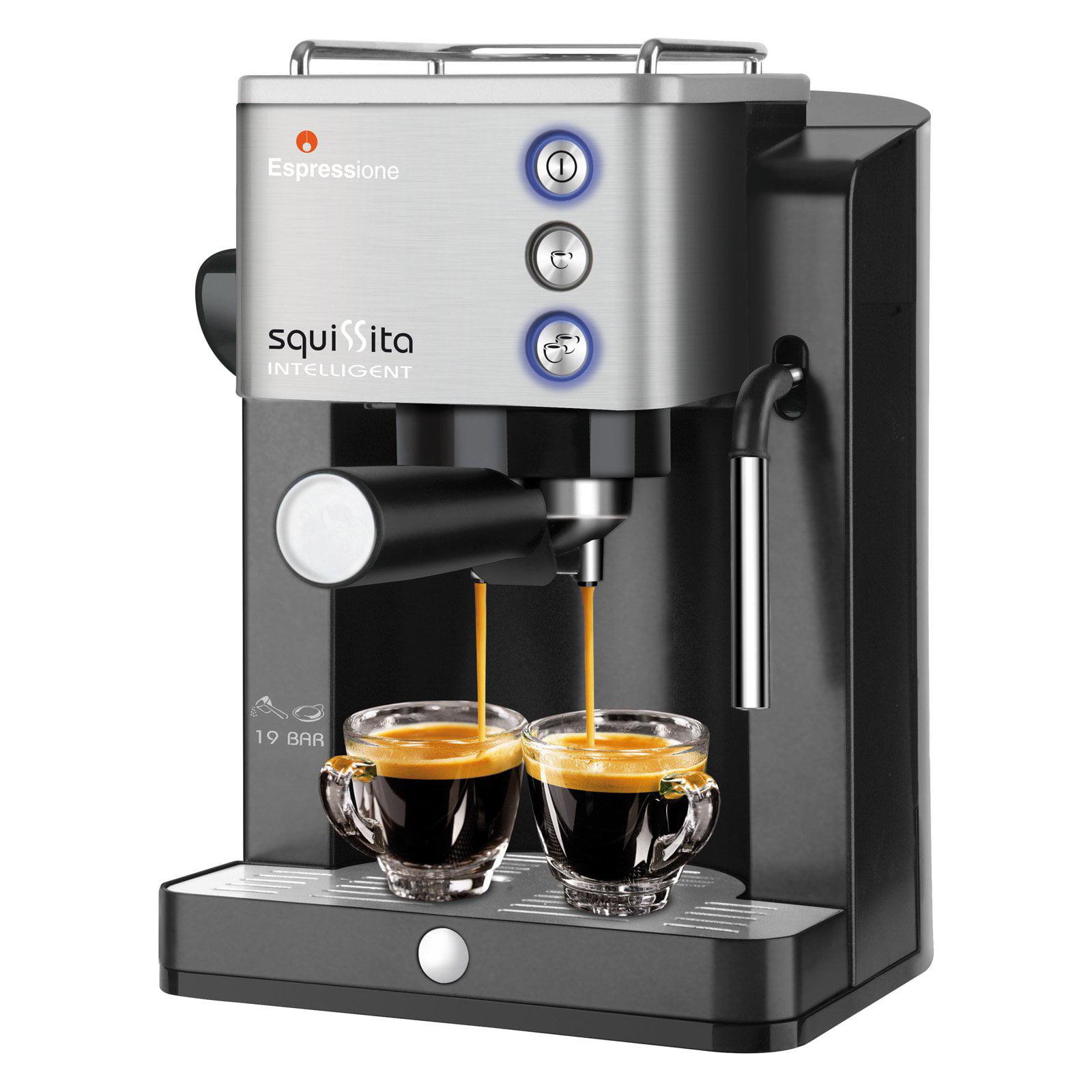 Espressione CE-4492 Squissita Intelligent Espresso Machine by
