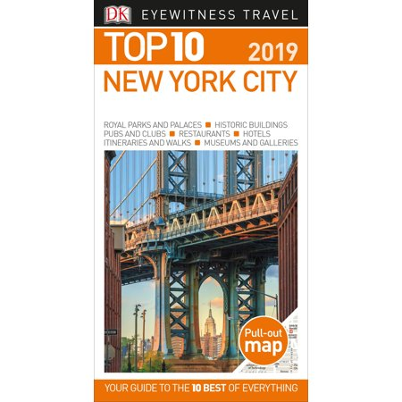 Top 10 New York City : 2019