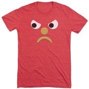 Gumby Blockhead G Mens Tri-Blend Short Sleeve Shirt