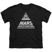 Veronica Mars Marts Investigations Big Boys Shirt