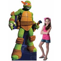 Teenage Mutant Ninja Turtle Michelangelo Standee